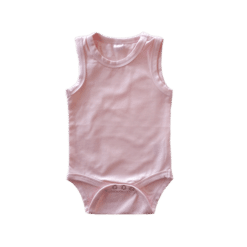 Peachy Pink Summer Onesie