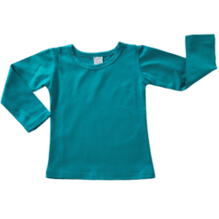 Turquoise Long Sleeve Winter Top Australia